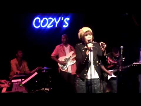 Bryan Terrell Clark 's Tribute to Haiti at Cozy's  Dejah