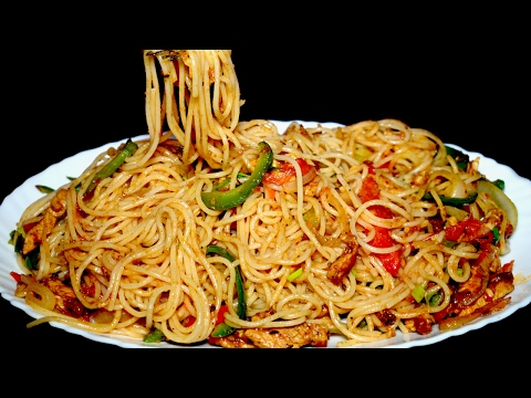 Tasty Spaghetti Recipe