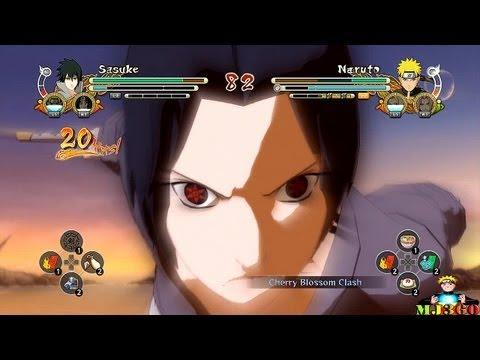 Naruto Shippuden Ultimate Ninja Storm 3 DLC Kimono Sasuke Vs Samurai Naruto  
