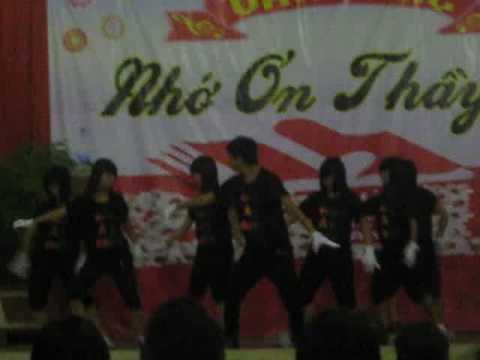Nhảy Hiện Đại 10A7