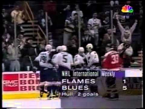 NHL International Weekly 1994-95 - NBCSuperChannel Part5