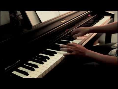 Riêng một góc trời - piano solo - Vũ Tĩnh