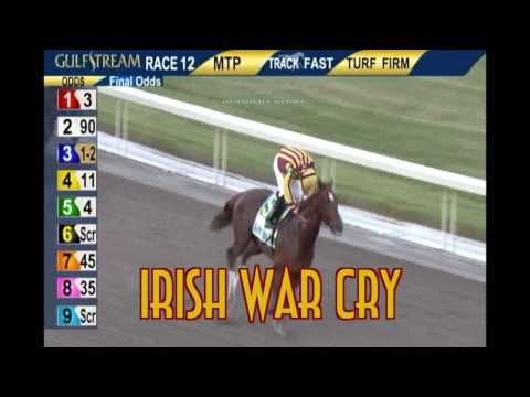 Kentucky Derby 2017 Irish War Cry
