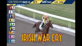 Kentucky Derby 2017 Irish War Cry