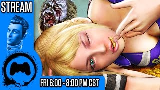 LOLLIPOP CHAINSAW - Freaky Friday - TFS Gaming