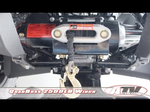 Quadboss 2500lb winch wiring diagram diy wiring diagrams looking at the quadboss winch and whats in the box youtube rh youtube com atv winch wiring diagram 12 volt winch wiring diagram asfbconference2016 Image collections