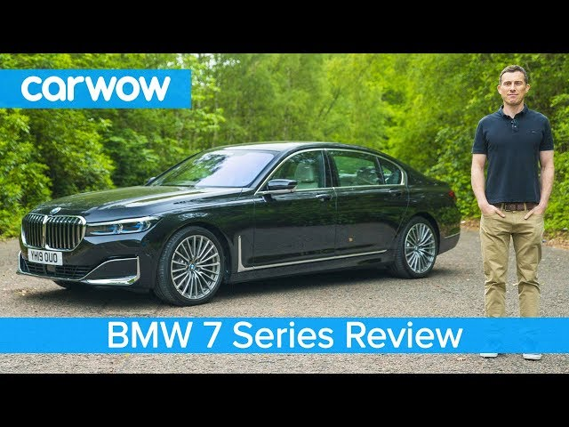 BMW 7 Series 2020 in-depth review | carwow Reviews