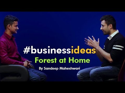 #businessideas - Forest At Home