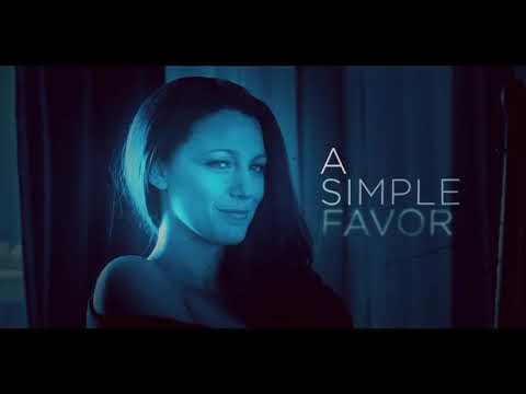 A Simple Favor Trailer Song (Saint Privat - Poisson rouge)