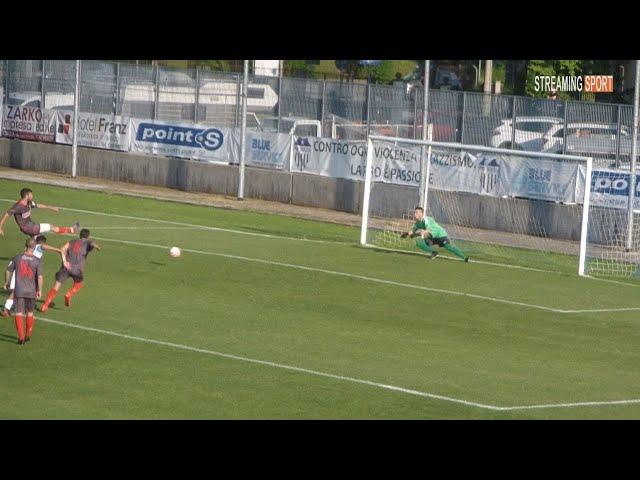 PRO GORIZIA - SPINEA  0-1  (Mercoledì 02 giugno 2021)