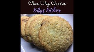 Choc-Chip Cookies Recipe
