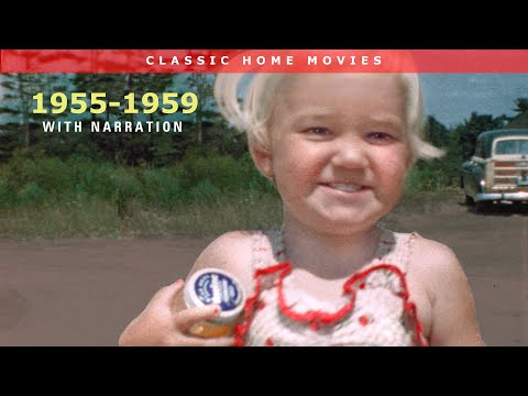 1955-1959 Classic Home Movies