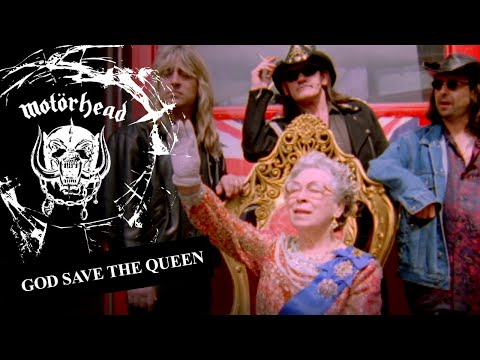 "Motörhead  ""God Save The Queen""  (Sex Pistols Cover)"