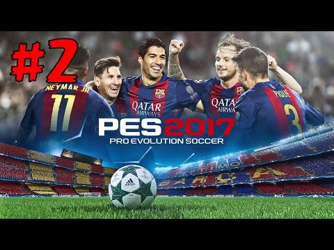 PES 2017-PRO EVOLUTION SOCCER-Campaign Level1 - vs FC BARCELONA and ARSENAL FC - iOS/Android - EP2