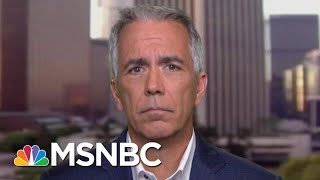 Joe Walsh Smashes 'Scared' RNC For Protecting 'Con Man' Trump | The Beat With Ari Melber | MSNBC