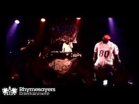 """MF DOOM - """"Beef Rapp"""" Live"""