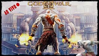 GOD OF WAR 2  PS3 PS2 Ω 🔴 [[ LIVE ]] 🔴 - ATÉ ZERAR - MODO HARD - AO VIVO