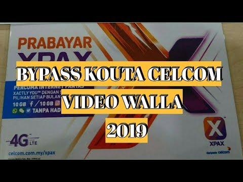 Config celcom video walla http injector aktif 24 01 2019
