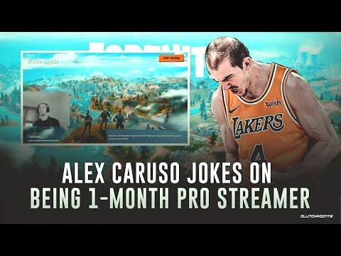 Alex Caruso Jokes On Being Pro Streamer For Month Amid NBA Coronavirus Suspension