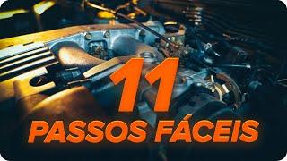 Dicas de manutenção - TOYOTA RAV 4 II (CLA2_, XA2_, ZCA2_, ACA2_) 2.0 4WD (ACA21, ACA20) Jogo de pastilhas para travão de disco manual de substituição