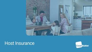 CoverBuilder Host Insurance (Airbnb Insurance) What is it?