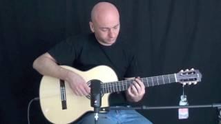 Cordoba GK Pro Negra - Echoes of Guitars