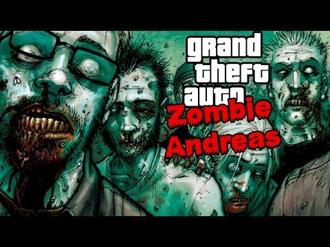 Зомби Мод для GTA San Andreas [Zombie Andreas]