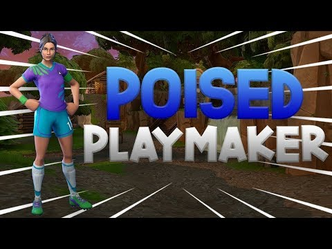 HOW TO GET POISED PLAYMAKER & DARK WINGS FOR FREE IN FORNITE