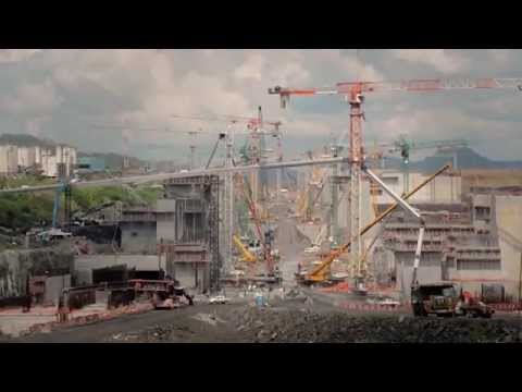 Expansion of the Panama Canal - Third Set of Locks