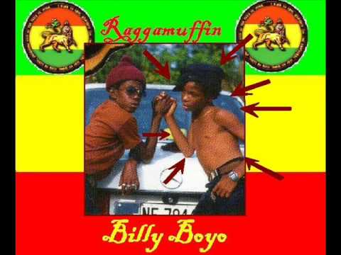 Little Harry & Billy Boyo - Silhouette Riddim!