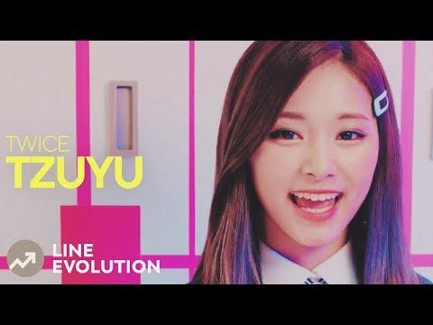 TWICE - TZUYU (Line Evolution)
