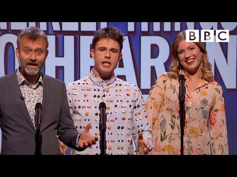 Unlikely things to hear in a hospital | Mock The Week - BBC