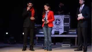 Karadeniz Teknik Üniversitesi Ödül Töreni - Tansel Öngel