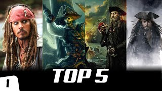 Top 5 Pirets of the Caribbean Ringtones 2020|captain jack sparrow bgm|Ringtone Brothers
