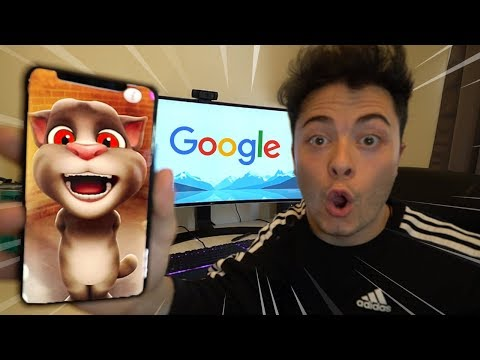 DO NOT GOOGLE TALKING TOM AT 3 AM!! *HE HACKED MY COMPUTER*