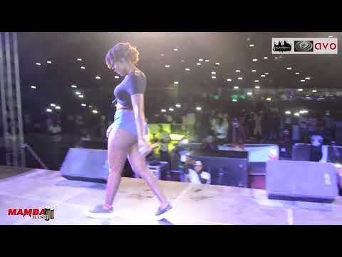 Ebony - Performance @ Mamba Energy Bash in Kumasi