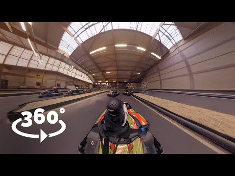 Go-Kart Racing 360° Video Experience