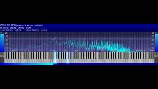 KAT-TUN KISS KISS KISS(pianoarrange version)