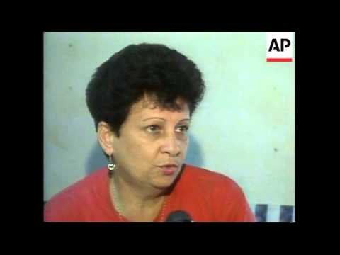 CUBA: POLITICAL DISSIDENTS TO GO ON TRIAL