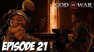 GOD OF WAR : La Rune Noir   Episode 21