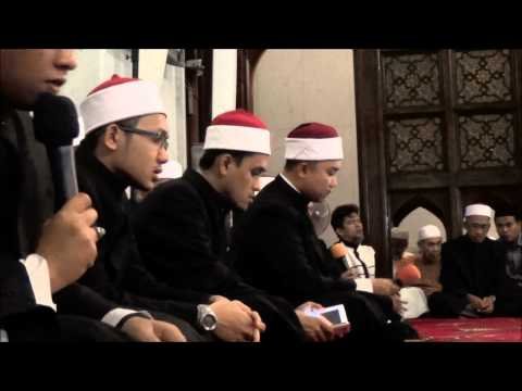 Takbir Hari Raya Eidulfitri 1436H, Masjid Negeri Selangor