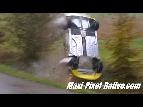 RALLY CRASH COMPILATION 2010-2015 [HD]