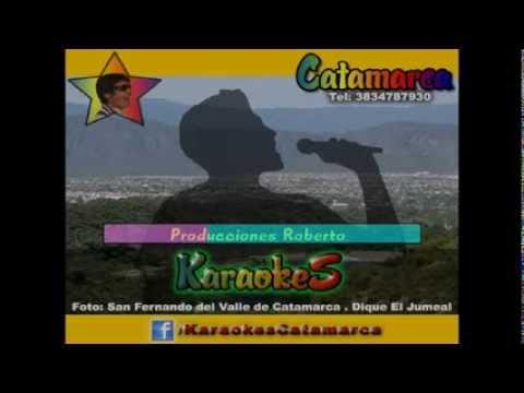 Soledad   Que nadie sepa mi sufrir    ( karaoke )  (PRODUCCIONES ROBERTO)