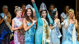 Ashley Callingbull MRS UNIVERSE 2015 queen. Crowning moment and TOP 5! Final show of beauty pageant