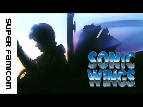 Test : SONIC WINGS Sur SUPER FAMICOM
