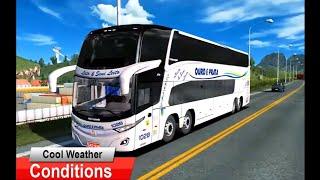 CITY COACH BUS DRIVING SIMULATOR 3D CITY BUS GAME screenshot 5
