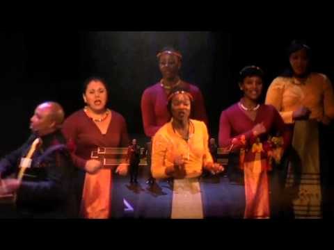 African Angels - Cape Town Opera Choir - C-mine Cultuurcentrum