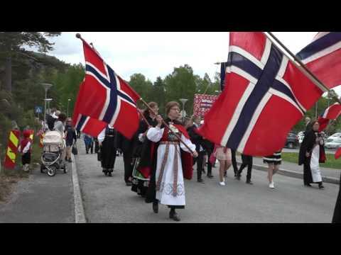 17. Mai 2016 på Husnes.