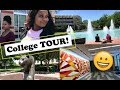 COLLEGE CAMPUS TOUR! | University of HOUSTON | COME TOUR WITH US!