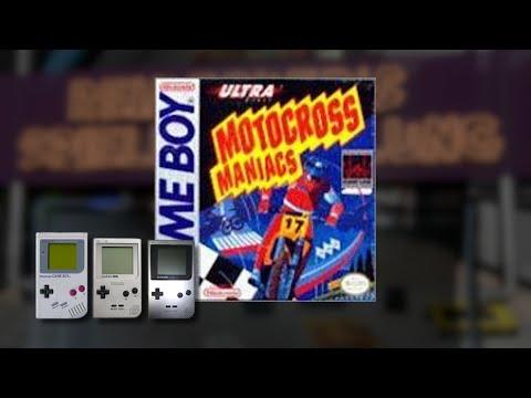 Gameplay : Motocross Maniacs [Gameboy]